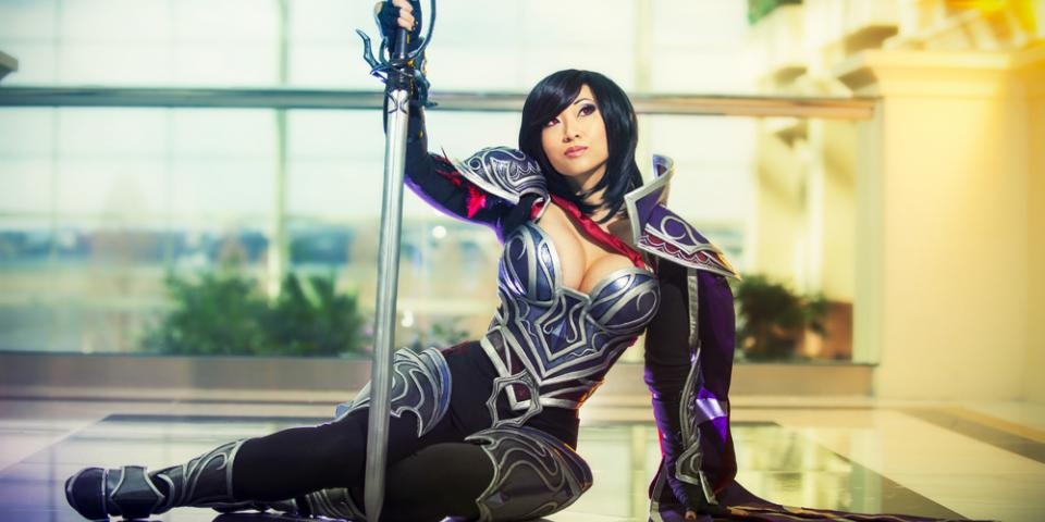 Heroes of Cosplay's Yaya Han