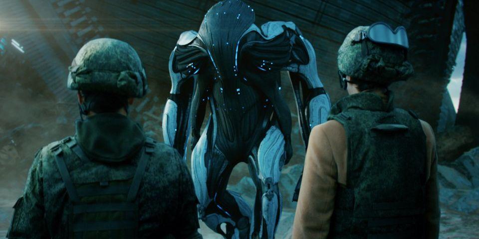Risultati immagini per alien invasion