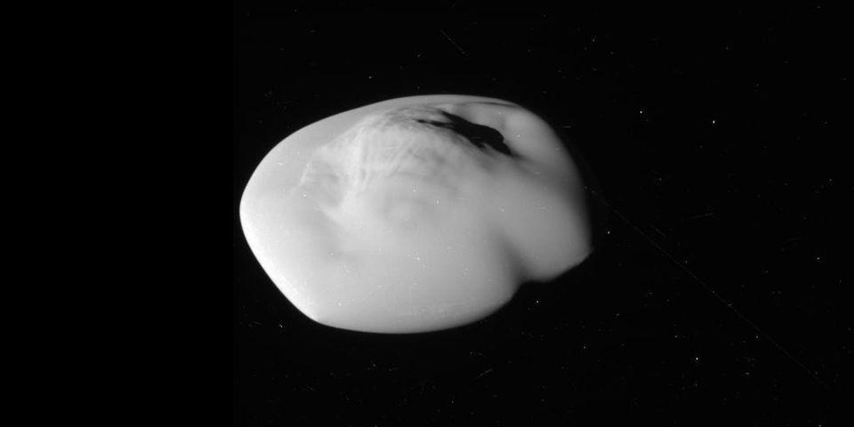 Cassini image of Atlas