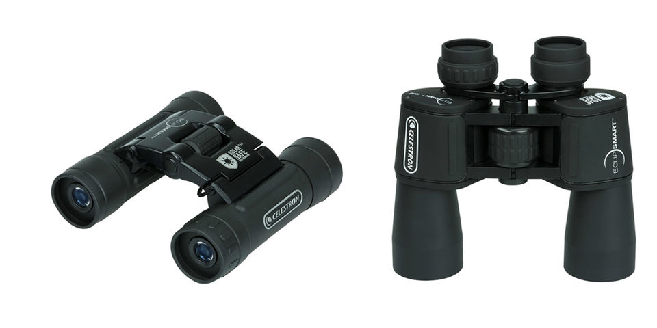 Celestron solar binoculars