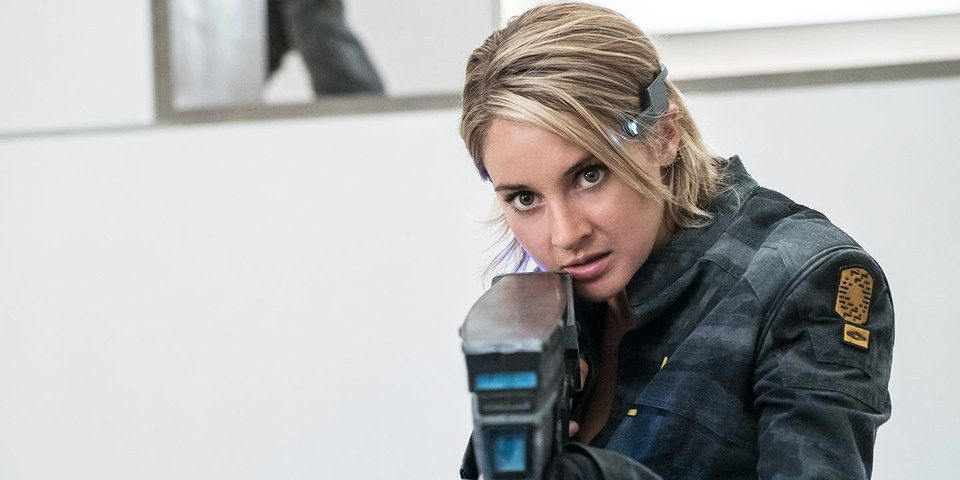 Shailene Woodley done with Divergent