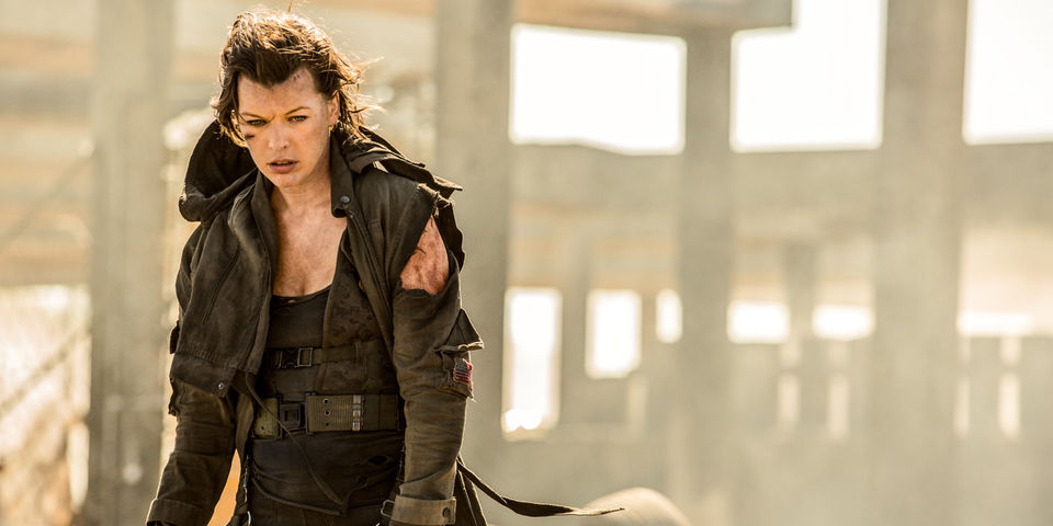 Vulgar Auteurism Reigns in Latest Trailer for Paul WS Anderson's 'Resident Evil