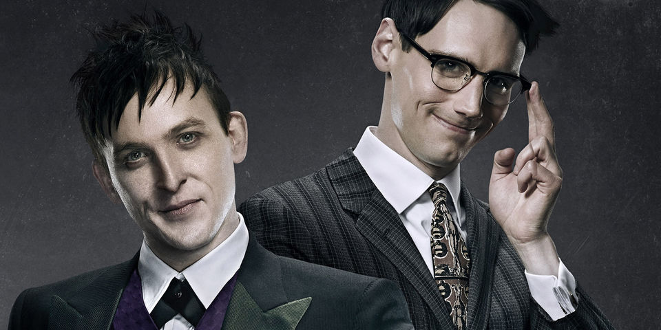 Image result for gotham light the wick penguin and riddler