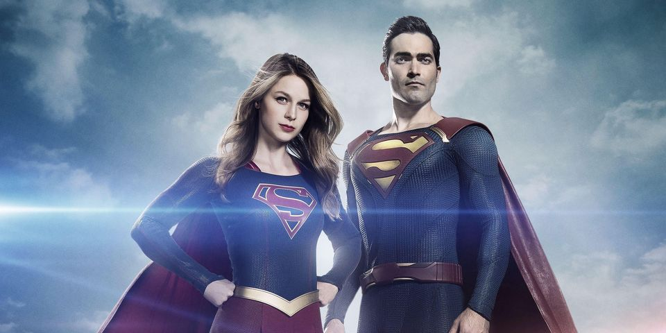 Catch The First Look At Superman In New 'Supergirl' Trailer