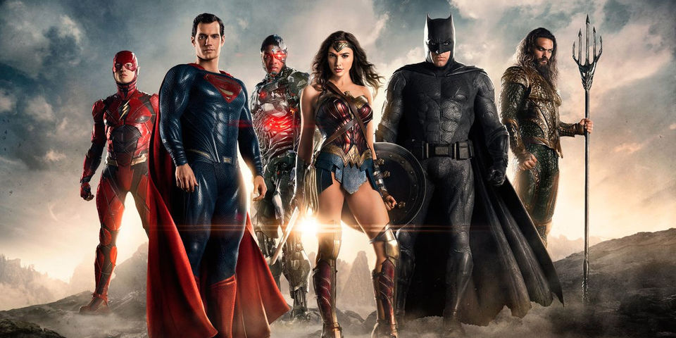 Zack Snyder shares Justice League behind-the-scenes video