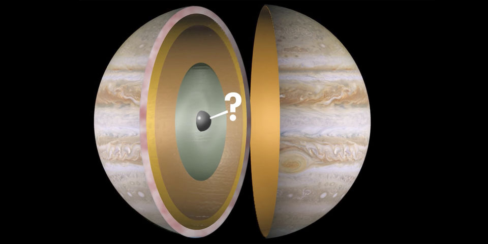 Jupiter called the oldest planet in the Solar system