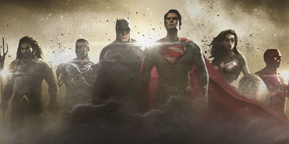 New Batman V Superman Spot Shows Batman Excited For The Fight