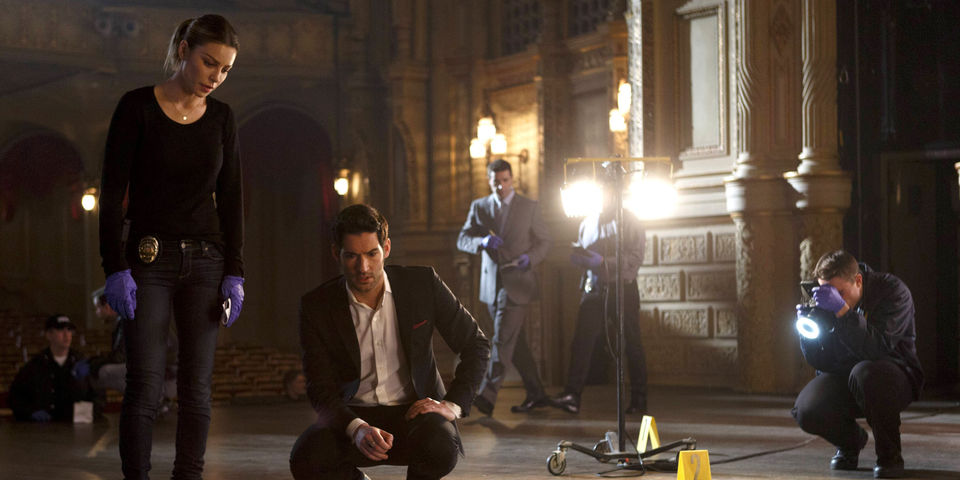 Fox renews 'Lucifer' for Season 3