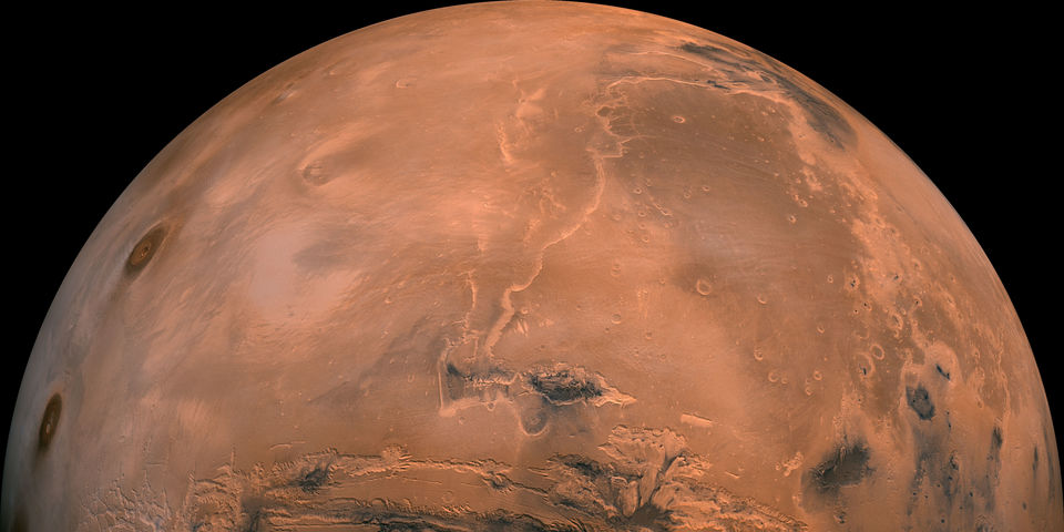 NASA Released 1000 New Images of Mars from HiRISE Camera