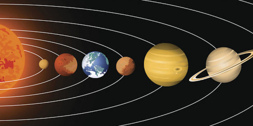 See big 5 planets align in the sky with your little eye