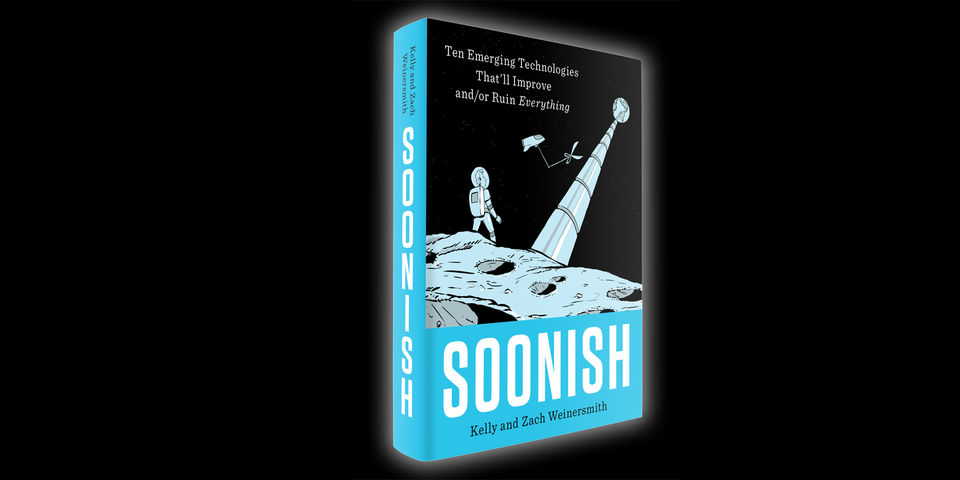 cover of the book Soonish