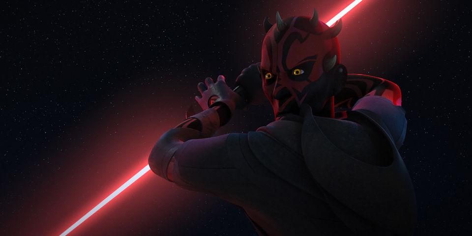 Darth Vader Almost Killed Darth Maul Last Season On Star Wars Rebels