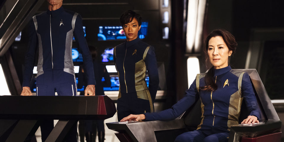 The First Trailer for Star Trek: Discovery is Finally Here