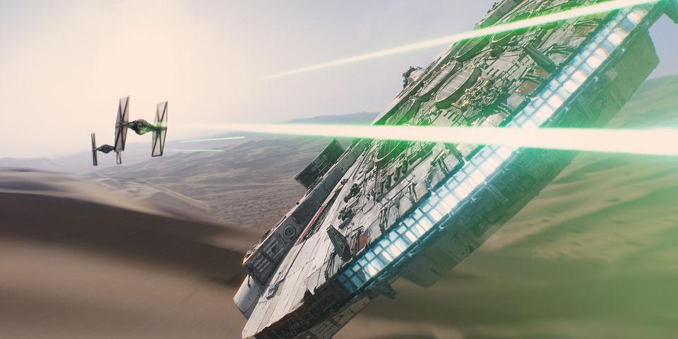 Звёздные войны. Эпизод VII: Пробуждение Силы / Star Wars 7: The Force Awakens [2015]: 23 саундтрека из #StarWarsTheForceAwakens — от самого худшего к самому лушчему