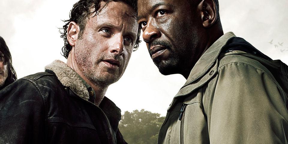 The Walking Dead season six