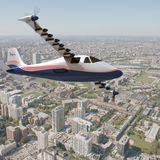 NASA Super Jumbo Jet