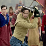 The Magicians' Hale Appleman on carrying a tune and sword in musical episode