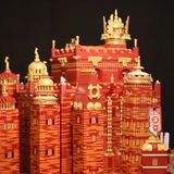 Image of the Day: Motorized Game of Thrones Lego Red Keep