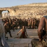 The location of one of the most iconic scenes in Game of Thrones has collapsed into the sea