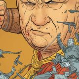 Exclusive: Geof Darrow talks return of Shaolin Cowboy in Who'll Stop the Reign