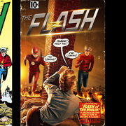 The Flash - Jay Garrick - Barry Allen