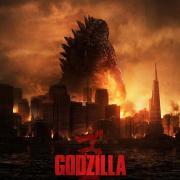 Godzilla Poster 2014