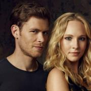 The Vampire Diaries Klaus and Caroline