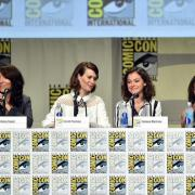 Women Who Kick Ass Comic-Con Panel