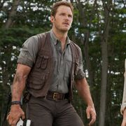 Jurassic World - Chris Pratt - Bryce Dallas Howard