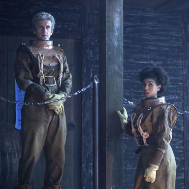 "Doctor Who - ""Thin Ice"""