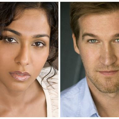 Rekha Sharma/Kenneth Mitchell