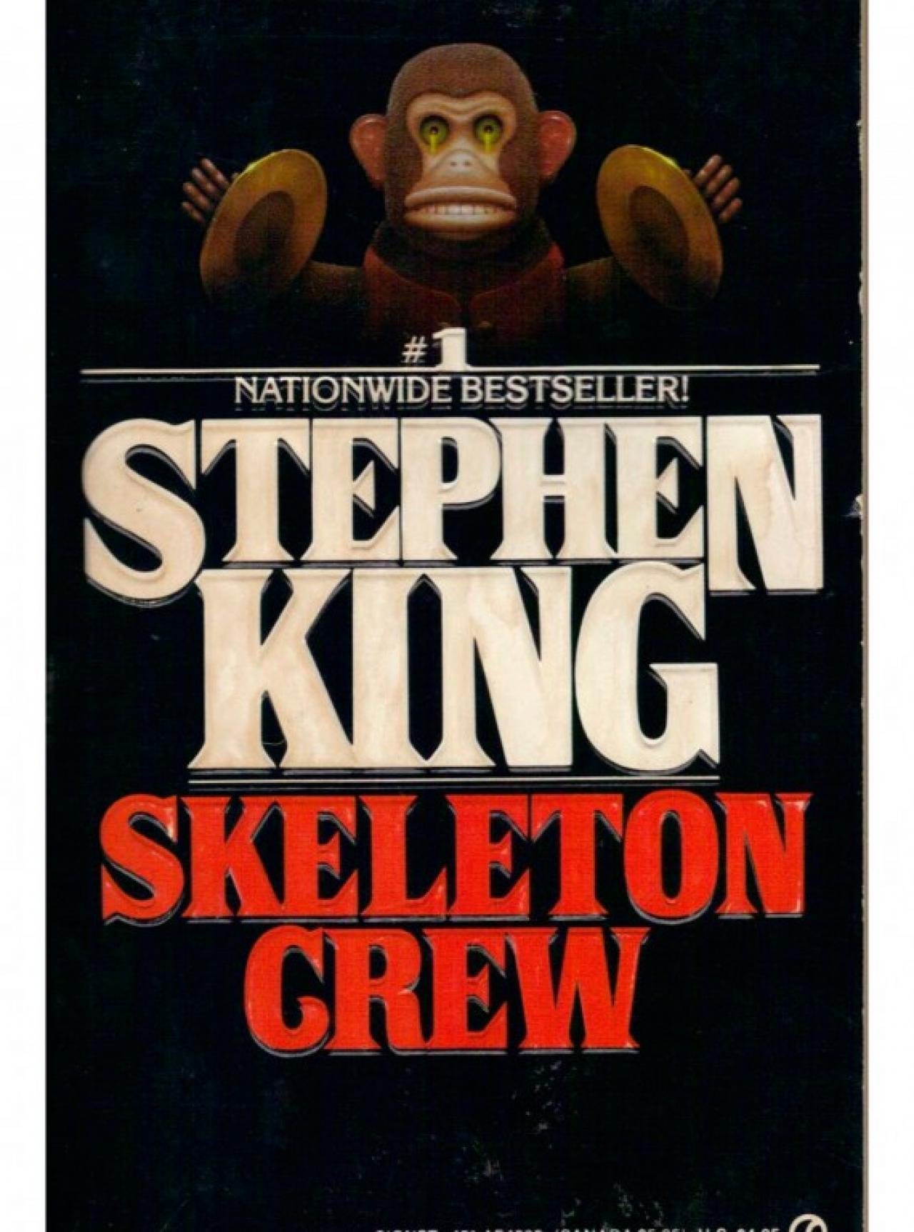 What is the theme in the book Cell by Stephen King?