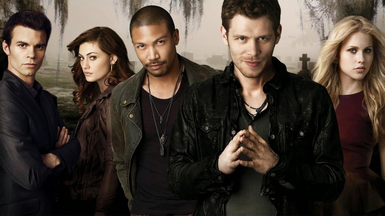 Vampire Diaries Netflix Poster of this Vampire Diaries