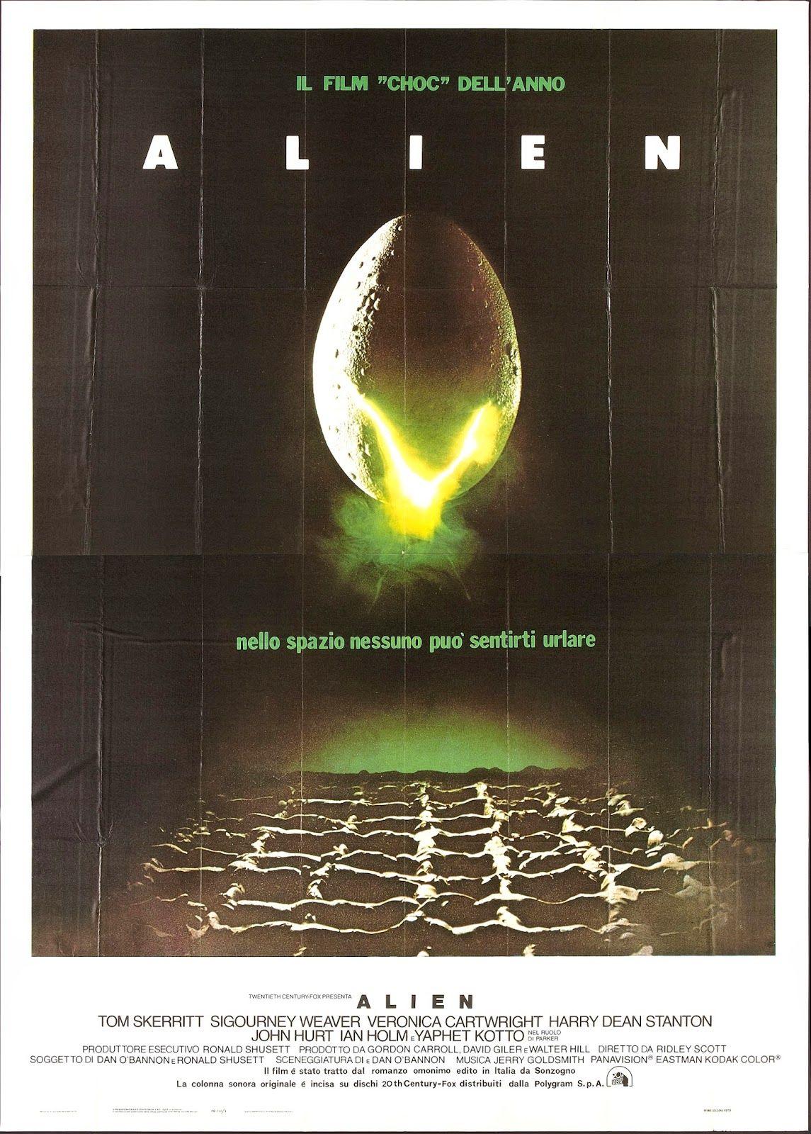 alien movie poster original - photo #42