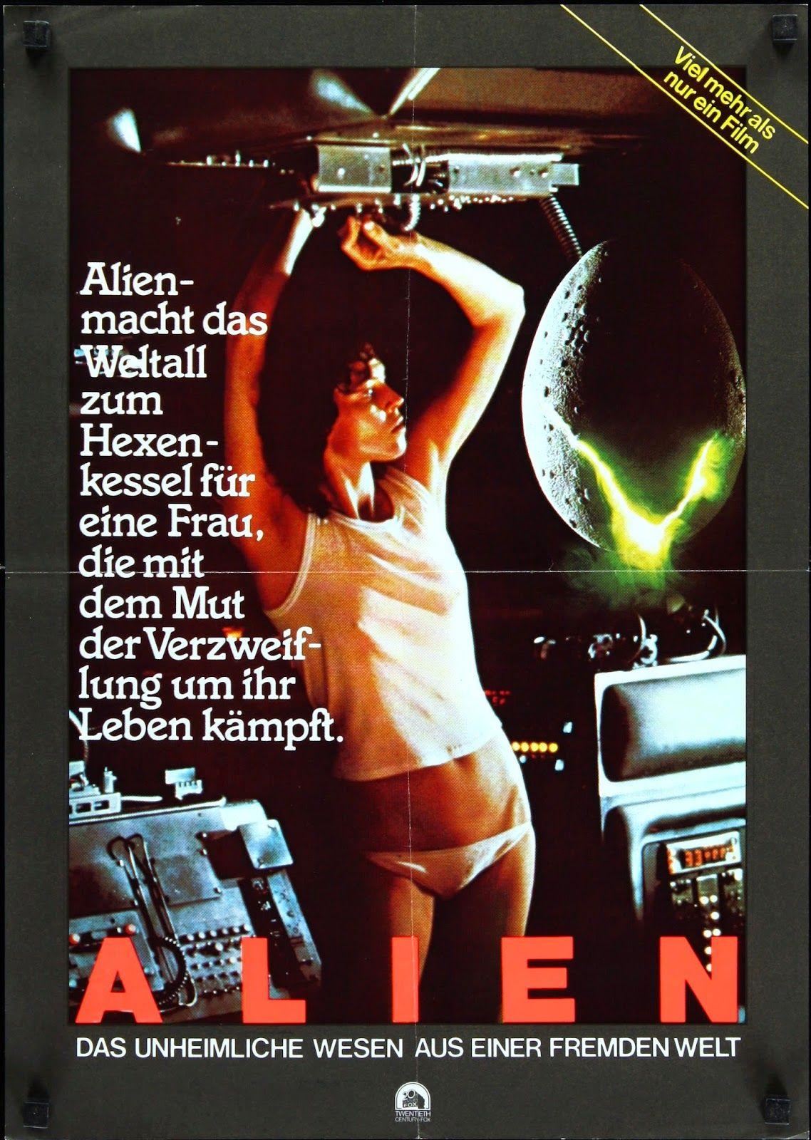 alien movie poster original - photo #39
