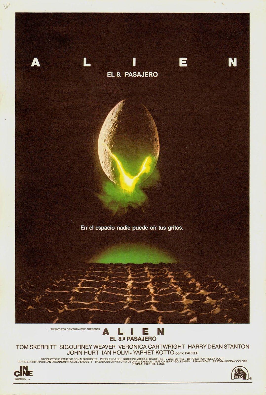 alien movie poster original - photo #13