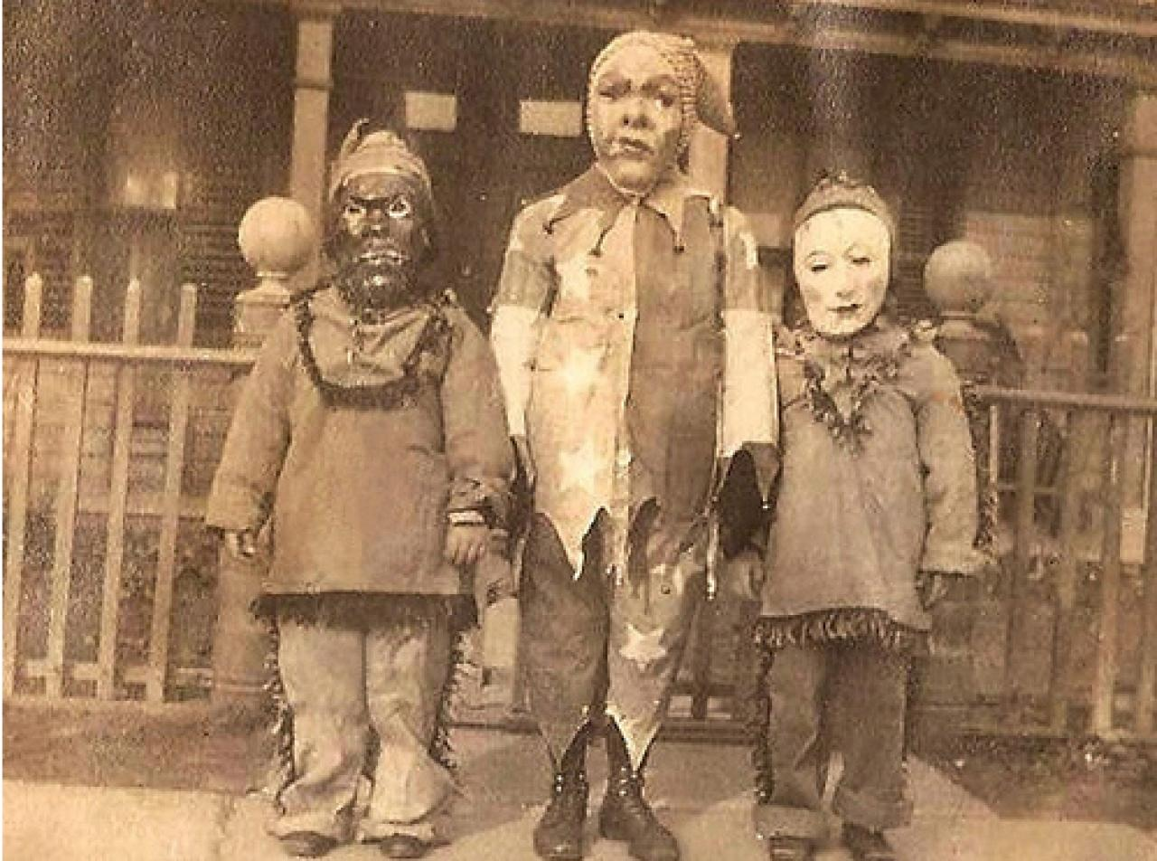 Creeepy Halloween Goblins