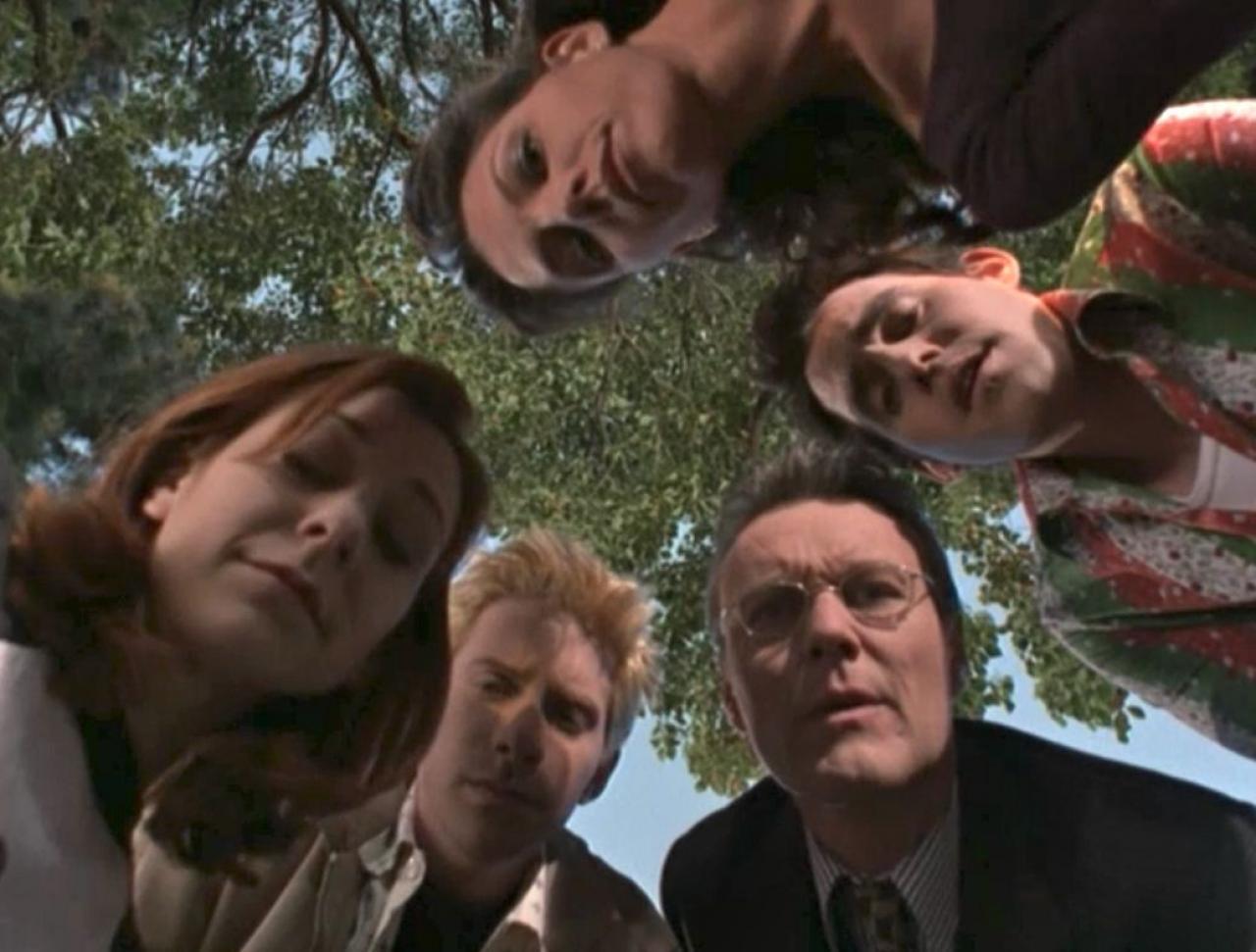 "Buffy ""Earshot"""