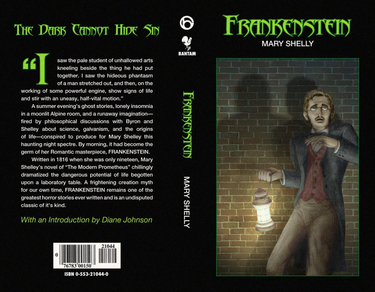 frankenstien the first ten chapters essay