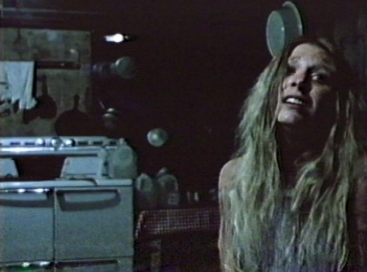 Sally from the Texas Chainsaw Massacre