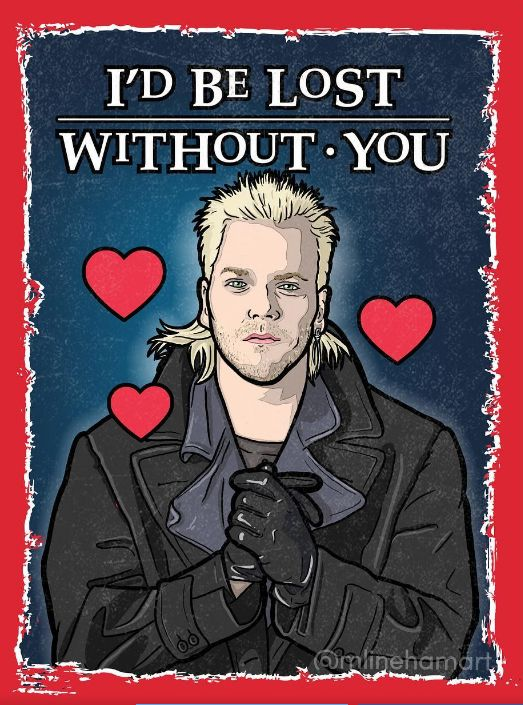 Valentines Day Horror Themed Cards To Die For SyfyWire
