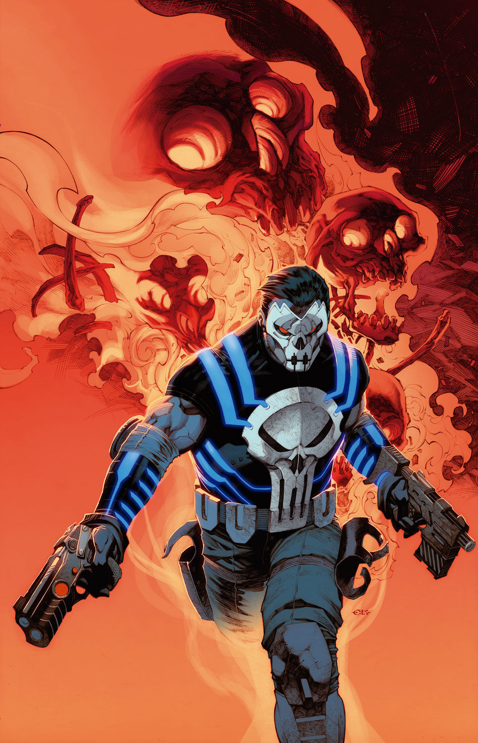 Comic Review: Marvel Punisher (2016) #1 - YouTube