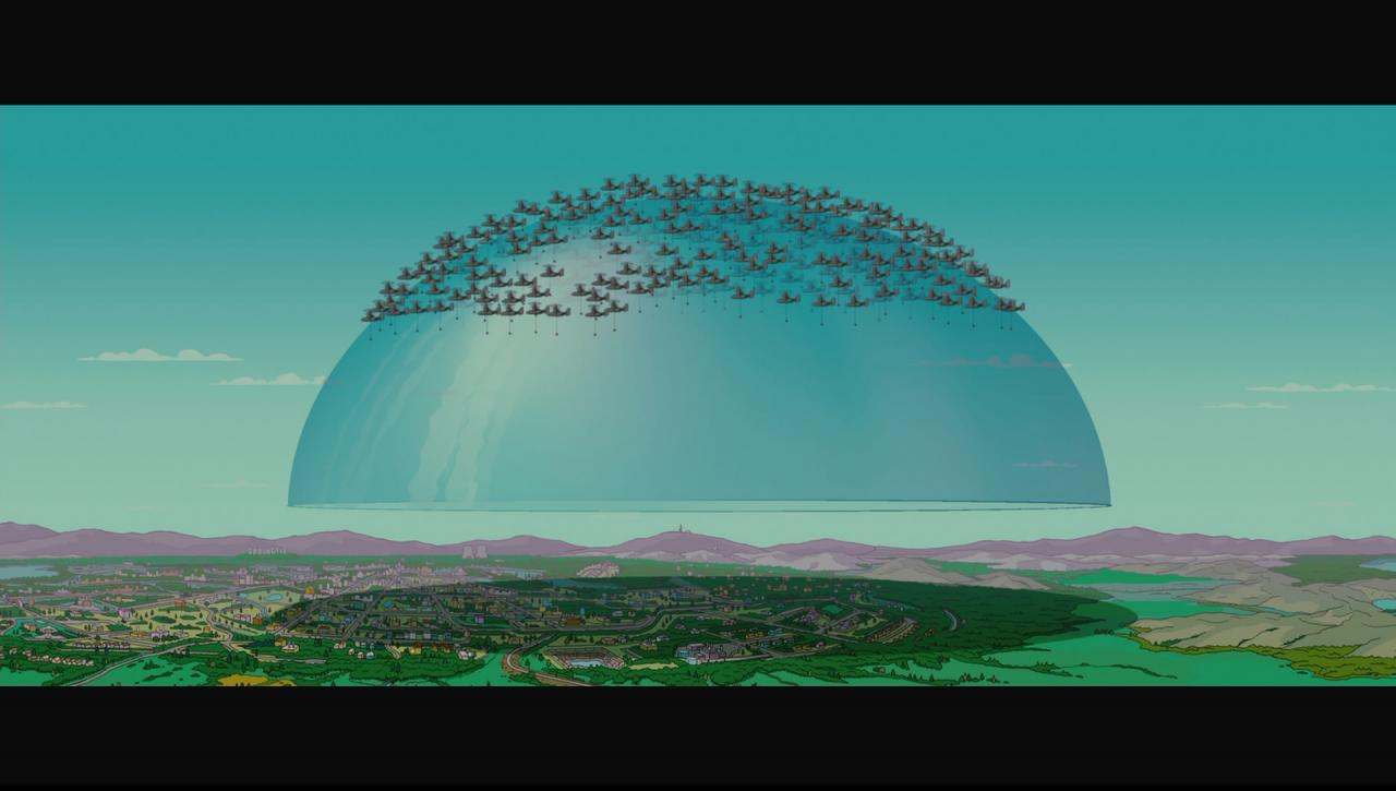 The Truman Show Dome