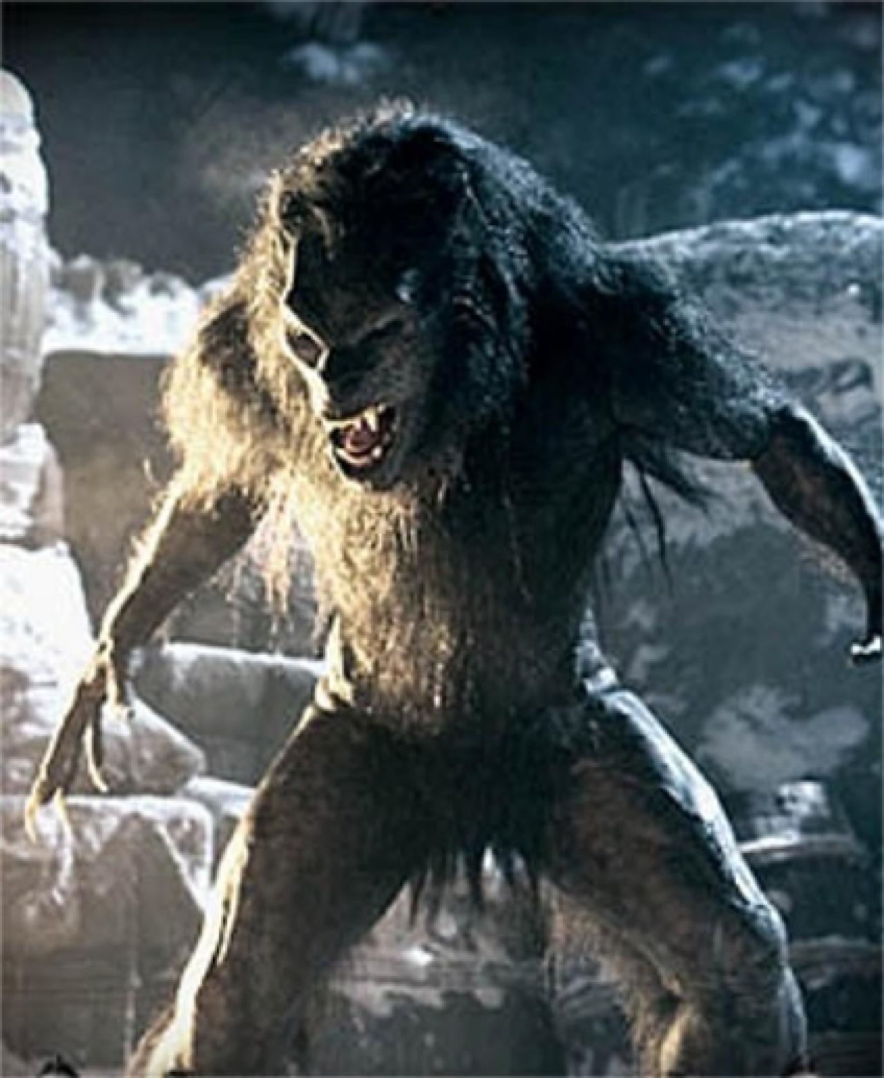 Non nude werewolf nudes nerdy chick