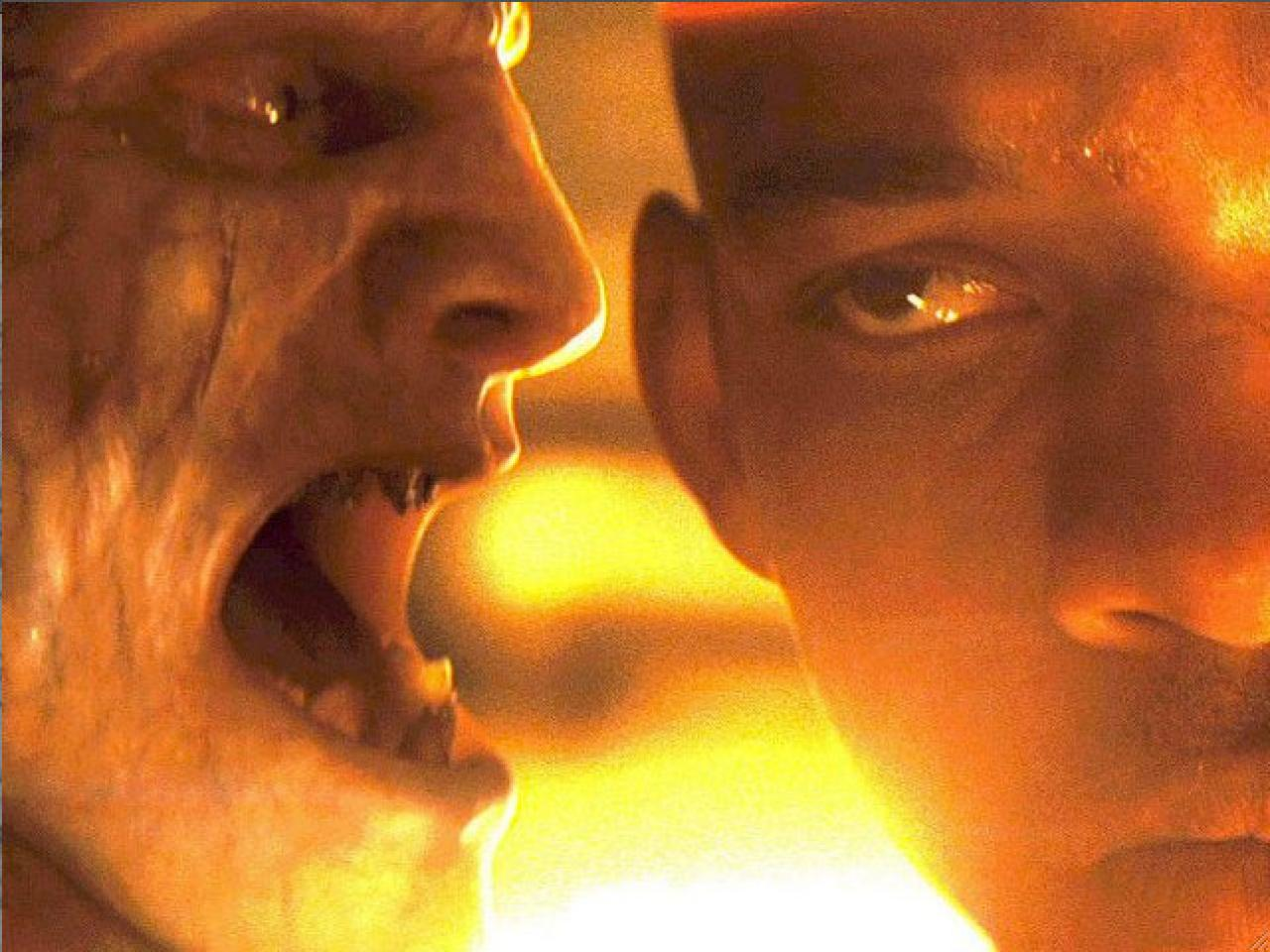 mutants from the I Am Legend  I Am Legend Zombies Or Vampires
