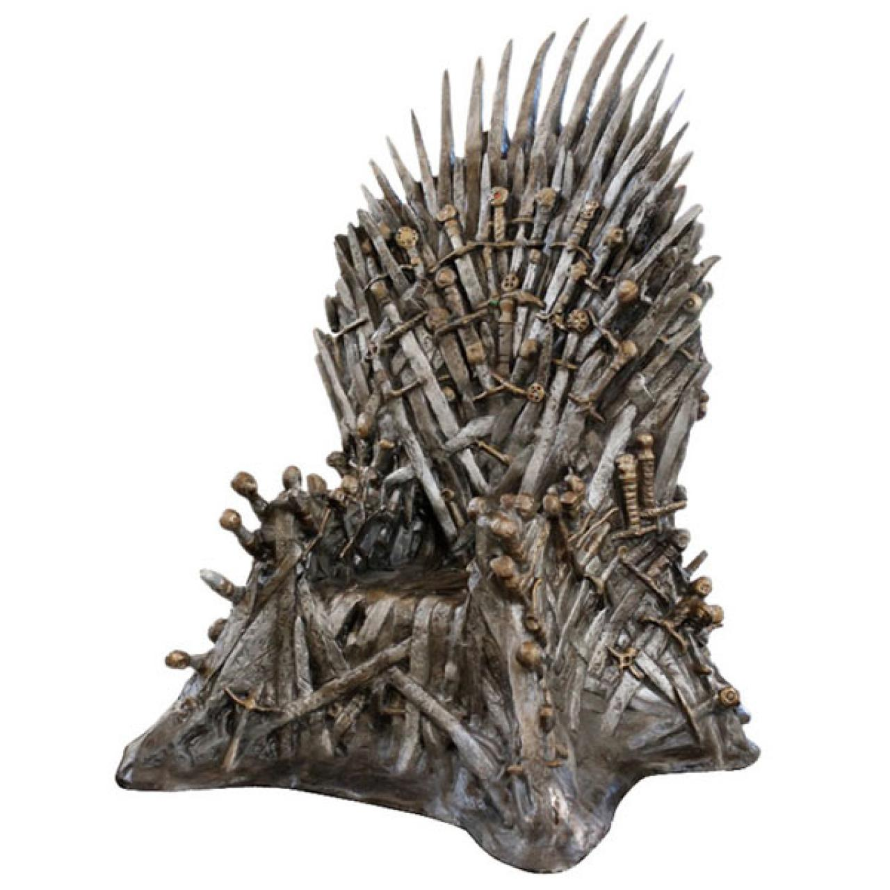 A life-sized Iron Throne + 27 more awesome Game of Thrones gifts ...