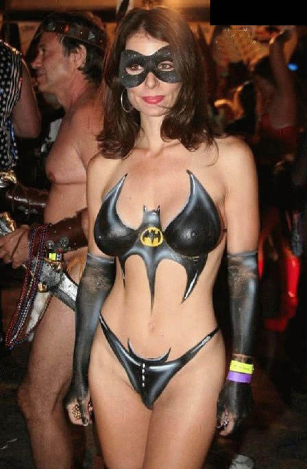 Naked hot female superheroes mine