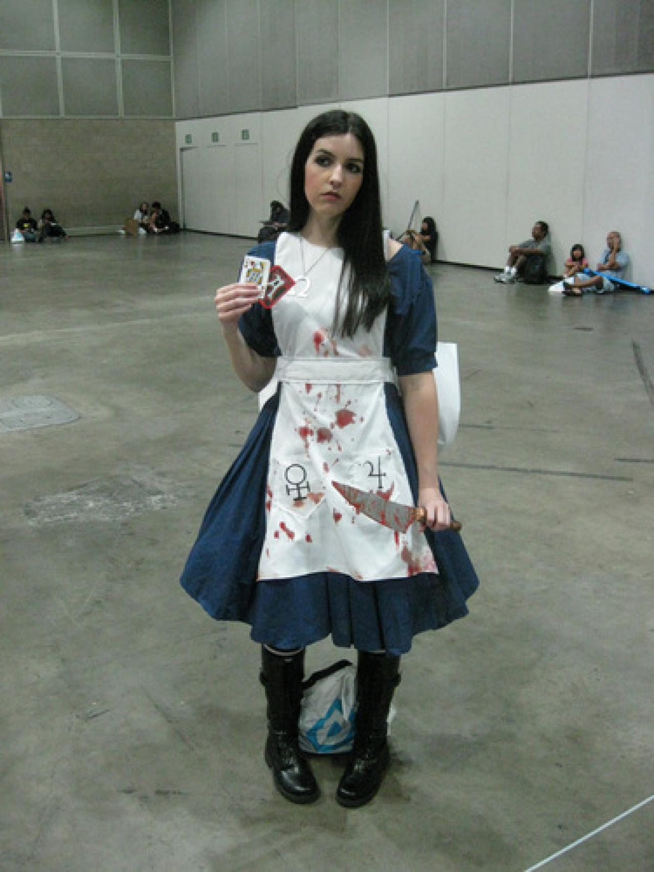 Gruesome Halloween costume ideas from 25 terrifying ...