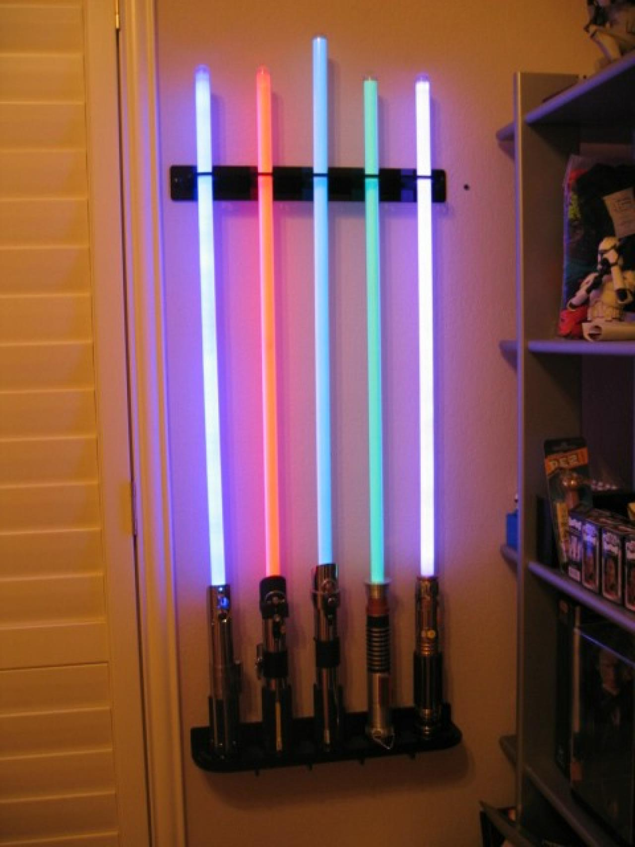 24 amazing (and weird) lightsaber products   SyfyWire