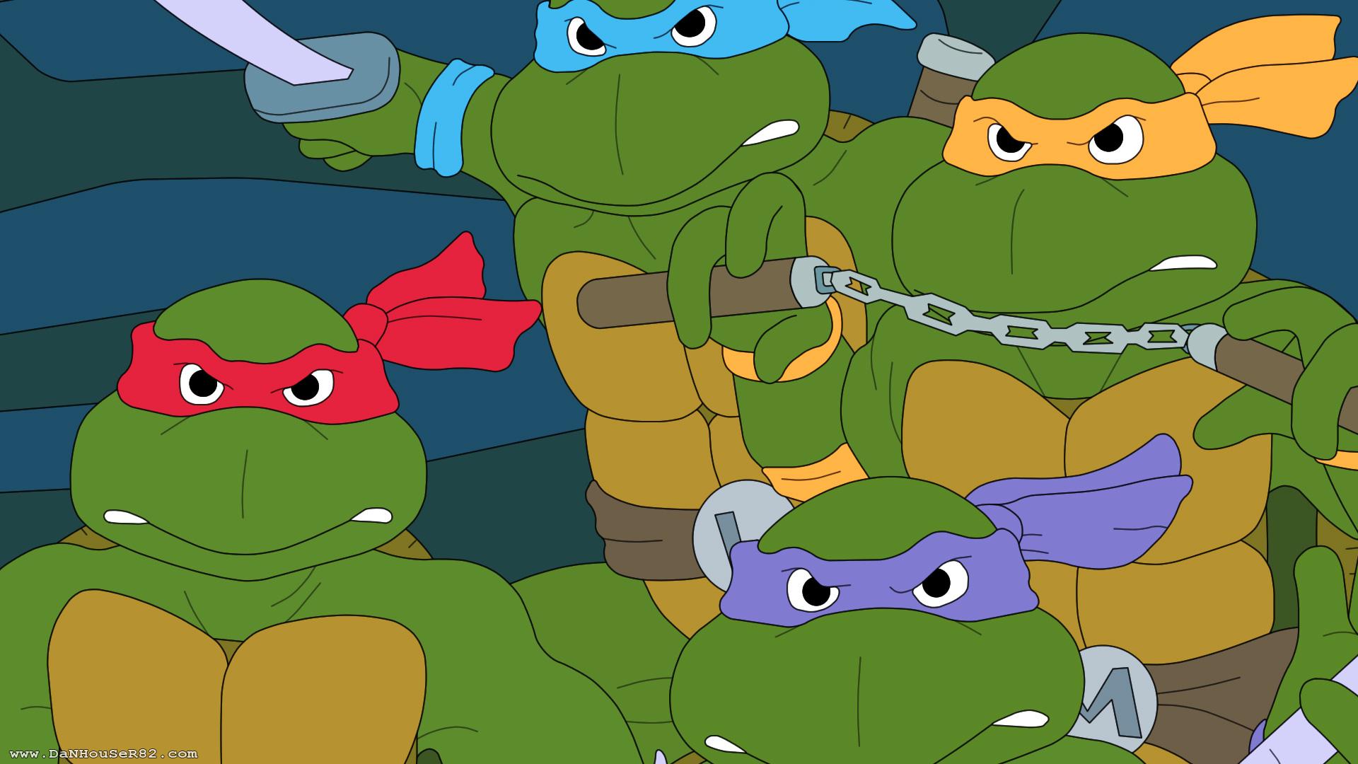 Teenage mutant ninja turtles comic wallpaper - photo#55